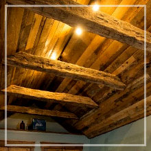 Barn Beams <br />& Timbers