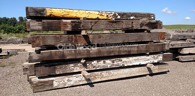 Where Our Reclaimed Wood Comes From